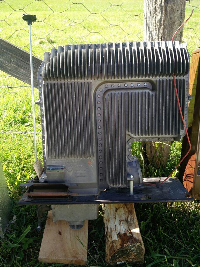 Calefactor para caravana