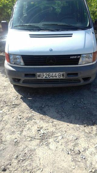Mercedes-Benz Vito 1998 620125622 ni nume
