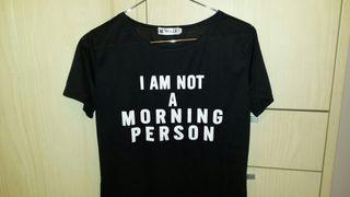 Camiseta chica SheIn