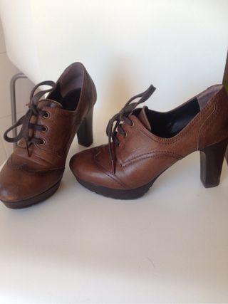 Zapatos piel RIVA