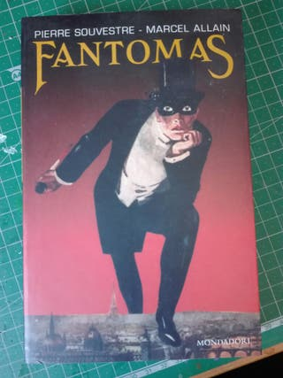 Libro « FANTOMAS»