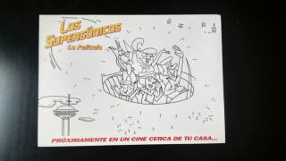 postal Los Supersonicos