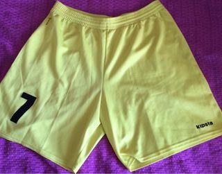 Pantalon fútbol marca Kipsta 7