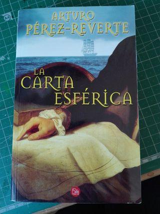 Libro «LA CARTA ESFÉRICA»