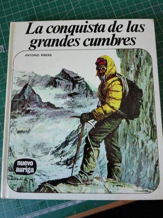 Libro «LA CONQUISTA DE LAS GRANDES CUMBRES»
