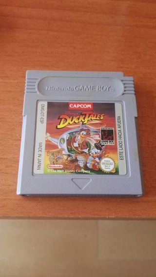 Juego Game Boy Duck Tales