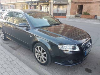 Audi A4 familiar