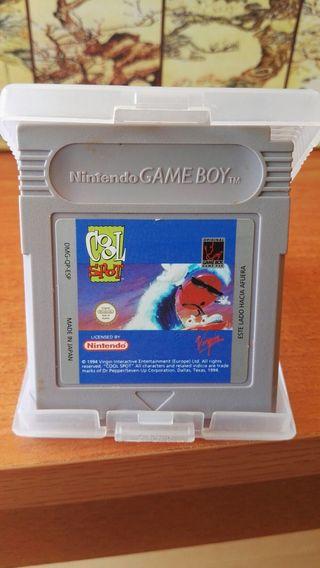 Juego Game Boy Cool Spot