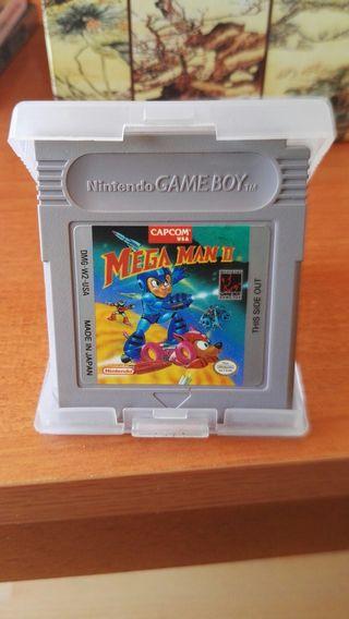 Juego Game Boy Megaman 2