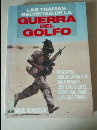 Libro «LAS TRAMAS DE LA GUERRA DEL GOLFO»