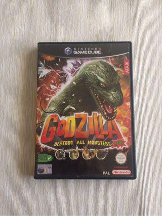 Godzilla Nintendo Gamecube