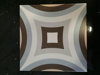 hidraulico azulejo mosaico