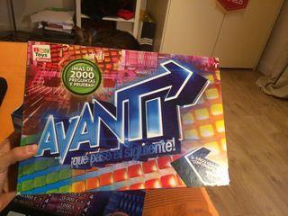 Avanti (juego de mesa)