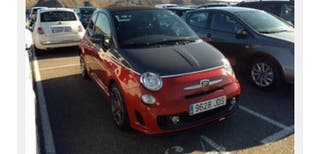 Abarth 500C 1.4T-Jet 140cv Secuencial