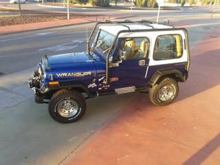 Jeep Wrangler YJ 2.5 1992