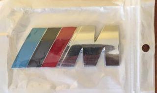 Emblema logo maletero BMW M 3M