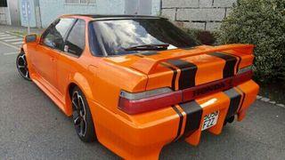 Honda Prelude 1989 lo cambio por furgon
