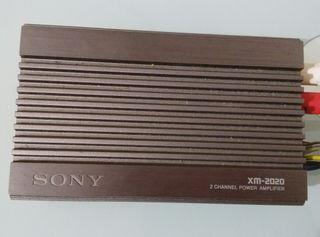 amplificador sony xm-2020