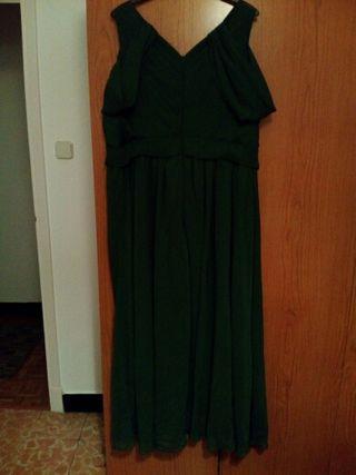 Venta de vestidos de fiesta usados tallas grandes