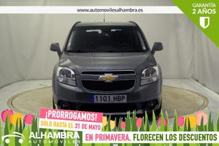 Chevrolet Orlando 2.0 VCDI LTZ 7 PLAZAS