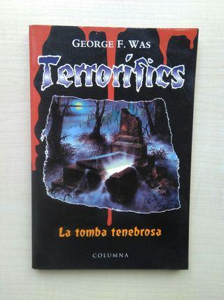 Libro terrorífics. La tomba tenebrosa.
