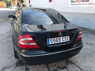 Mercedes-benz Clk (209) 2004