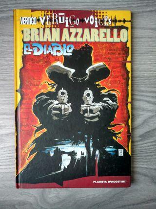 EL DIABLO de Brian Azzarello