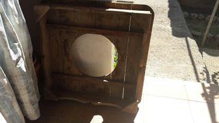 brasero madera para mesa camilla