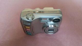 Cámara digital Nikon Coolpix 3200