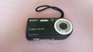 Cámara digital Sony Cybershot 5.1