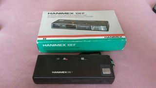 Cámara fotográfica Hanimex 108G vintage