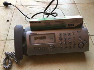 Telefono mas fax