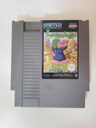 Lemmings NES