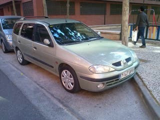 Renault megane dci familiar 2001