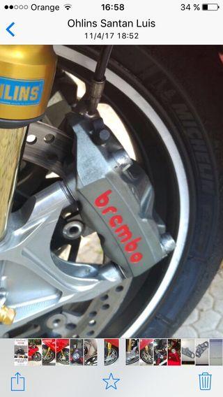Pinzas brembo moto m4