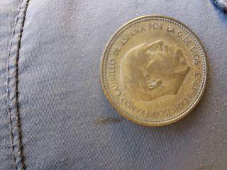 2.50 pesetas 1953