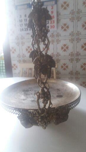 centro de mesa/frutero antiguo