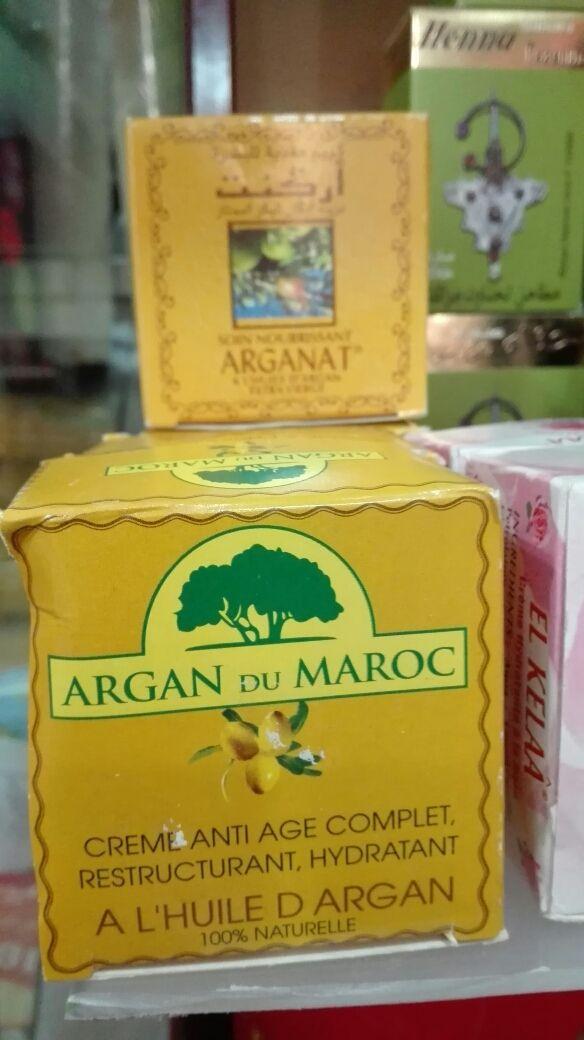 Productos natural 100%. .de aceite de argán
