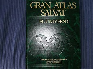 Enciclopedia Gran Atlas Salvat