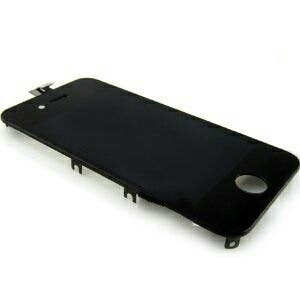Pantalla iPhone 4 Negro