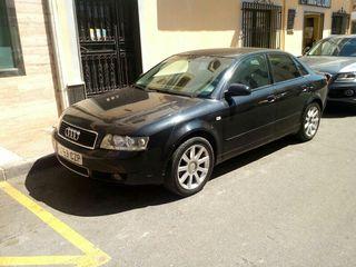 Audi A4 2002 (NO NEGOCIABLE)