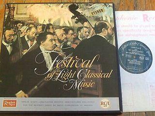 12 lp,s festival of light classical music