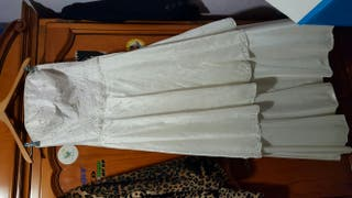 vestido de fiesta o de novia sin estrenar París