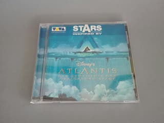 CD Stars inspired by Disney's Atlantis