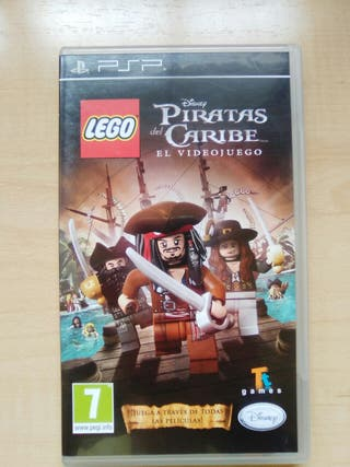 Lego PIRATAS DEL CARIBE | PSP