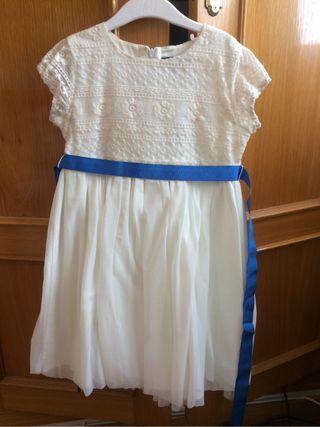 Vestido para boda-fiesta niña