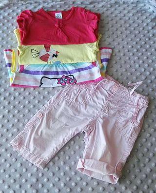 Lote ropa de bebé 6-12m todo al 3x2!!!