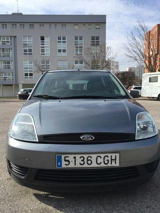 Ford Fiesta muy bajo consumo