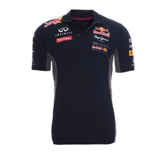 Polo hombre Pepe Jeans Red Bull Racing Edición F1