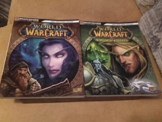 Libros world of warcraft.